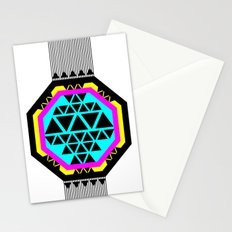 ::: Octagonal ::: Stationery Cards