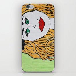 Veronica Vaughn iPhone Skin