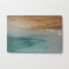 Colors of Yellowstone Metal Print