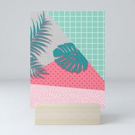 Santa Monica Mini Art Print