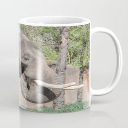 Hungry Hungry Elephant Coffee Mug