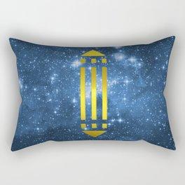 Atlantis Power Symbol Rectangular Pillow