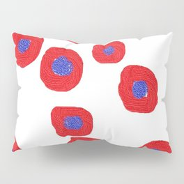 redblue3d Pillow Sham