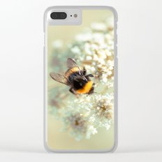 Bumblebee. Clear iPhone Case