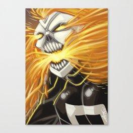 Robbie Reyes Ghost Rider Canvas Print