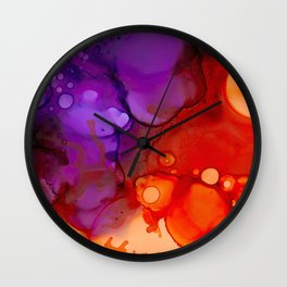 Boiling Point Wall Clock
