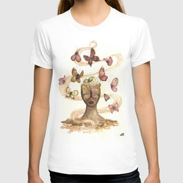 Bravery and Courage T-shirt