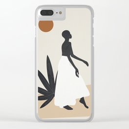 Dance Clear iPhone Case