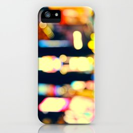 Color Drunk Love II iPhone Case