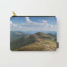 Bieszczady Panorama Carry-All Pouch