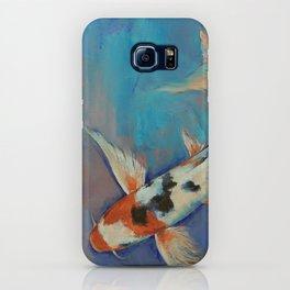 Sanke Butterfly Koi iPhone Case