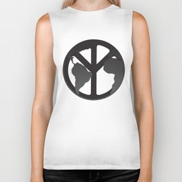 World Peace Biker Tank