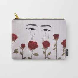 rosas y lagrimas Carry-All Pouch