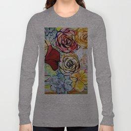 Southern California Garden Long Sleeve T-shirt