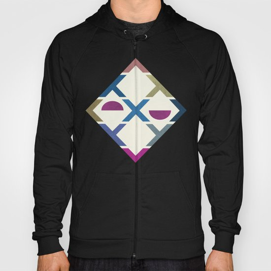 Abstract Unique Pattern Hoody