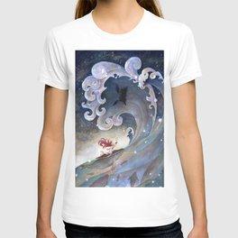 A fearless girl T-shirt