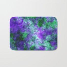 Azurite DyeBlot Bath Mat