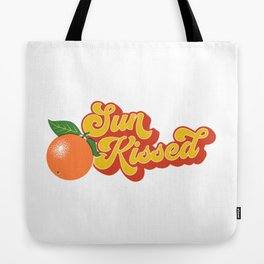 Sun-Kissed Tote Bag