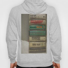 Sonic youth tapes Hoody