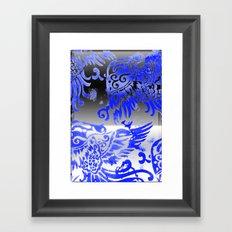 Fly Day or Night Framed Art Print