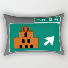 EXIT 8-4 Rectangular Pillow