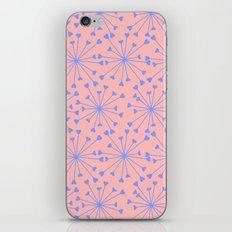luv burst iPhone & iPod Skin