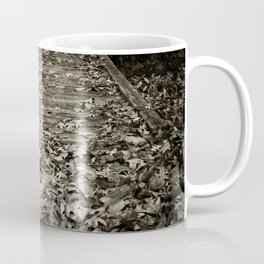Leaf Covered Bridge Coffee Mug