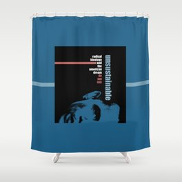 Unsustainable Shower Curtain