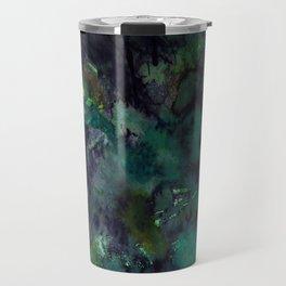 Vellum Bliss No. 7B by Kathy Morton Stanion Travel Mug