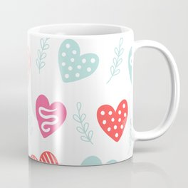 Happy V day Coffee Mug