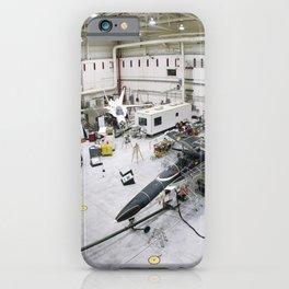 RAIF Hangar Bays 1 and 2 iPhone Case