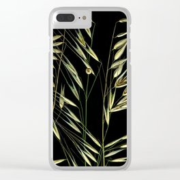 Botanicus Clear iPhone Case