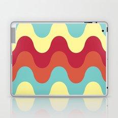 melting colors pattern Laptop & iPad Skin