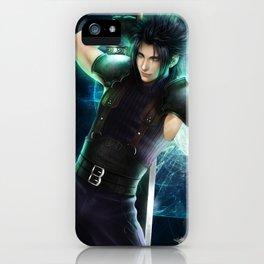 Zack Fair iPhone Case