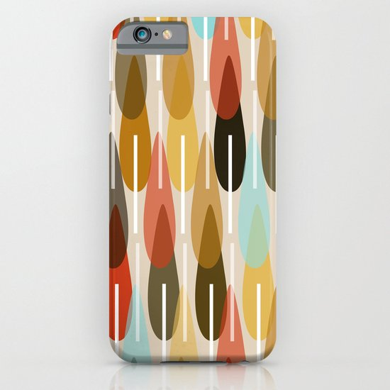 modern feathers iPhone & iPod Case