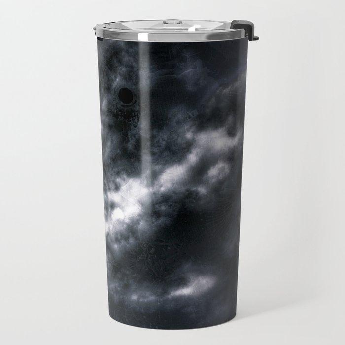 Dark Clouds Travel Mug