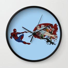 Stan The Creator  Wall Clock