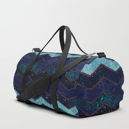 Glitter Waves II Duffle Bag