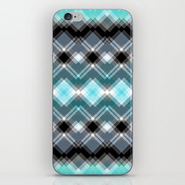 chequered dreams iPhone Skin