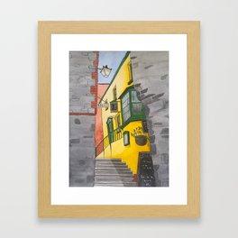 Tenby Framed Art Print