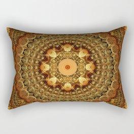 The Astrologers Lab Mandala Rectangular Pillow