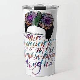 Magica de Frida Travel Mug