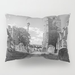 All Saints Church and Collegiate Buildings Pillow Sham