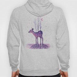 Rooted Deer Hoody