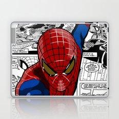 Spider-Man Comic Laptop & iPad Skin