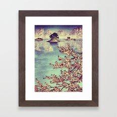 Watching Kukuyediyo Framed Art Print