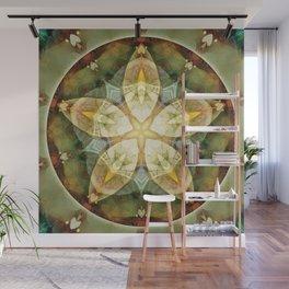 Mandalas of Forgiveness & Release 1 Wall Mural