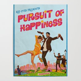Pursuit of Happiness Poster