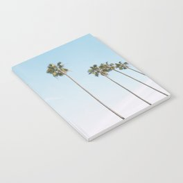 Beach Palms Notebook