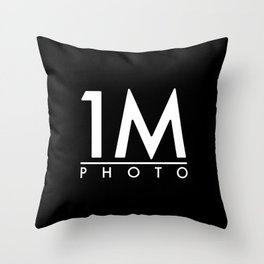 OneMillion_Photo Official Throw Pillow